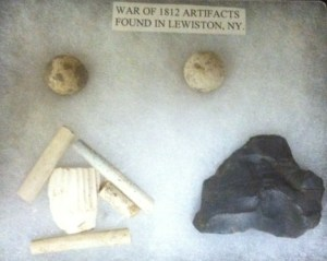 War of 1812 artifacts