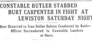 constable butler stabbed burt carpenter